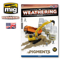 The Weathering Magazine Issue 19: Pigments by AMMO of Mig Jimenez