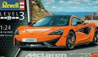 McLaren 570S 1/24 Revell Germany