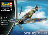 Spitfire Mk.IIa 1/72 Revell Germany
