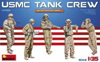 USMC Tank Crew (5) 1/35 Miniart Models