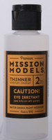 Thinner 2 oz. Mission Models Paint