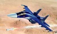 Russian Su-34 Fullback Fighter/Bomber 1/72 Trumpeter