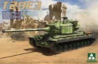 T29E3 US Heavy Tank 1/35 Takom