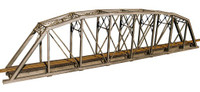 200' Parker Through Truss Single Track Bridge Kit HO Scale Central Valley Model Works