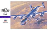 B-24J Liberator USAAF Bomber 1/72 Hasegawa