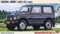 1995 Suzuki Jimny (JA11-5) SUV 1/24 Hasegawa