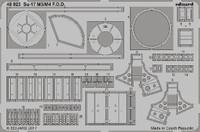 Su17 M3/4 F.O.D. for KTY 1/48 Eduard