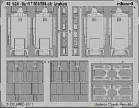 Su17 M3/4 Air Brakes for KTY 1/48 Eduard