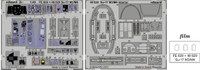Su17 M3/4 Interior for KTY (Painted) 1/48 Eduard