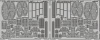 H8K2 Maintenance Platforms for HSG 1/72 Eduard