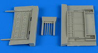 T-28 Trojan Air Brake For KTY (Resin) 1/32 Aires