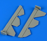 Defiant Mk I Undercarriage Covers for ARX 1/48 Quickboost