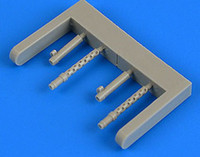 Ki61Id Hein Gun Barrels for TAM 1/48 Quickboost