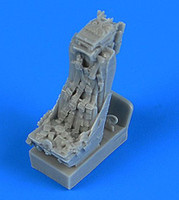 BAC Lightning Ejection Seat w/Safety Belts for TSM 1/72 Quickboost