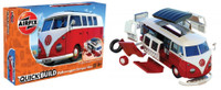 Quick Build Volkswagen Camper Bus (Snap) Airfix