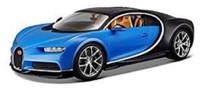 Bugatti Chiron (Blue/Black) 1/24 Maisto