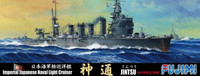 IJN Jintsu Light Cruiser Waterline 1/700 Fujimi