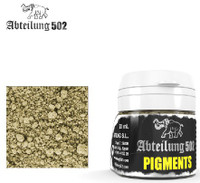 Weathering Pigment Light Dust 20ml Bottle Abteilung 502