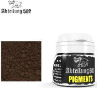Weathering Pigment Dark Mud 20ml Bottle Abteilung 502