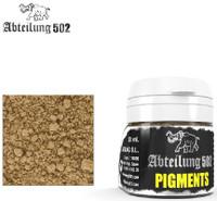 Weathering Pigment Gulf War Sand 20ml Bottle Abteilung 502