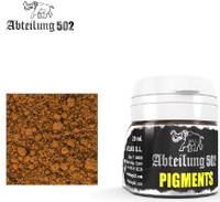 Weathering Pigment Ochre Rust 20ml Bottle Abteilung 502