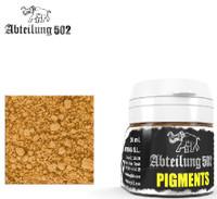 Weathering Pigment Fresh Rust 20ml Bottle Abteilung 502