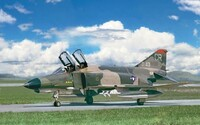 F-4E Phantom II Jet Fighter 1/48 Italeri