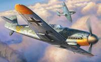 German Bf 109G-6 Fighter 1/48 Zvezda