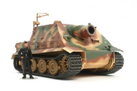 German 38cm Assault Mortar Sturmtiger Tank 1/48 Tamiya