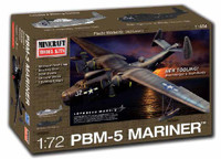 PBM-5 Mariner USN Aircraft Post War 1/72 Minicraft