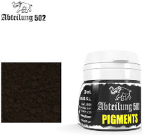 Weathering Pigment Burned Grease 20ml Bottle Abteilung 502