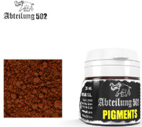 Weathering Pigment Old Brick Red 20ml Bottle Abteilung 502