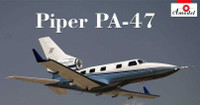 Piper Pa47 Private Jet 1/72 A-Model