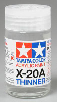 X-20a Thinner 46ml Tamiya