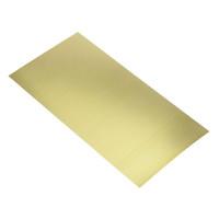 ".032""x6""x12"" Brass Sheet (1) K&S Engineering"