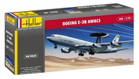 E-3A/C AWACS USAF Aircraft 1/72 Heller