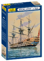 Le Royal Louis Sailing Ship 1/200 Heller