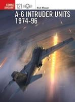 Combat Aircraft: A-6 Intruder Units 1974-96 Osprey Books