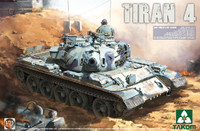 Israeli Defense Force Tiran 4 Medium Tank 1/35 Takom