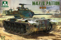 US M47/G Patton Medium Tank (2 in 1) 1/35 Takom
