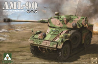 French AML90 Light Armored Car (2 in 1) 1/35 Takom
