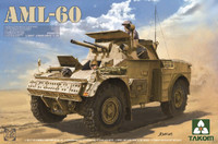 French AML60 Light Armored Car 1/35 Takom
