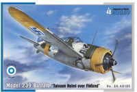 Buffalo Model 239 Taivaan Helmi over Finland Aircraft 1/48 Special Hobby