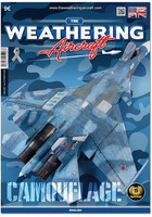 The Weathering Aircraft Magazine Issue 6: Camouflage AMMO of Mig Jimenez