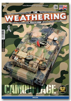 The Weathering Magazine Issue 20: Camouflage AMMO of Mig Jimenez