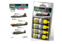 USAAF WWII Acrylic Colors Paint Set AMMO of Mig Jimenez