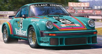 Porsche 934 RSR Vaillant Race Car 1/24 Revell Germany