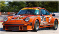Porsche 934 RSR Jagermeister Race Car 1/24 Revell Germany