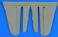 Ki61Id Control Surfaces For TAM (Resin) 1/48 Aires