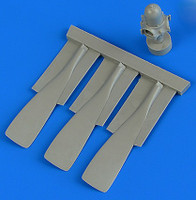 T-28 Trojan B Propeller for KTY 1/32 Quickboost